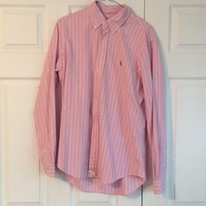 Polo Ralph Lauren Striped Oxford Button Down